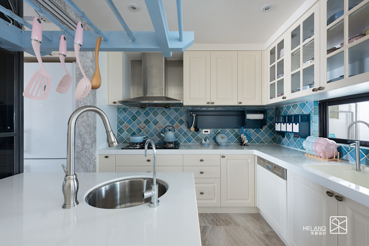廚房 根據 禾廊室內設計 古典風
