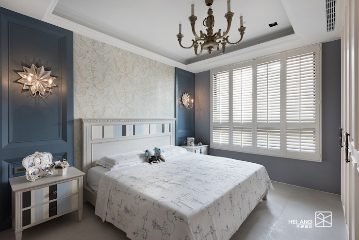 小孩房 Classic style bedroom by 禾廊室內設計 Classic