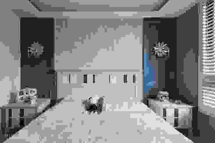 床頭造型 Classic style bedroom by 禾廊室內設計 Classic