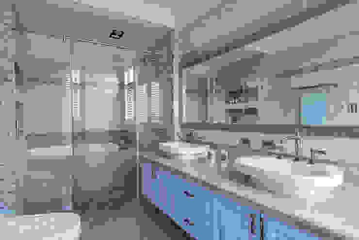 クラシックスタイルの お風呂・バスルーム の 禾廊室內設計 クラシック