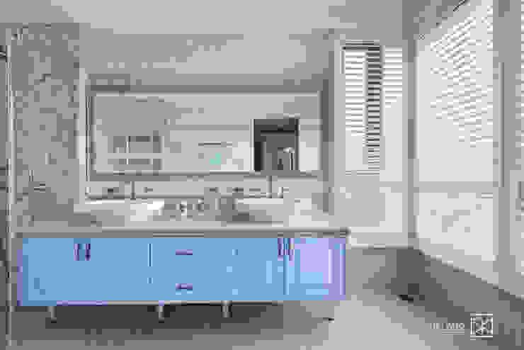 主浴室 Classic style bathroom by 禾廊室內設計 Classic