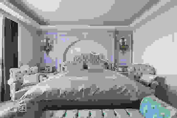 主臥室 Classic style bedroom by 禾廊室內設計 Classic