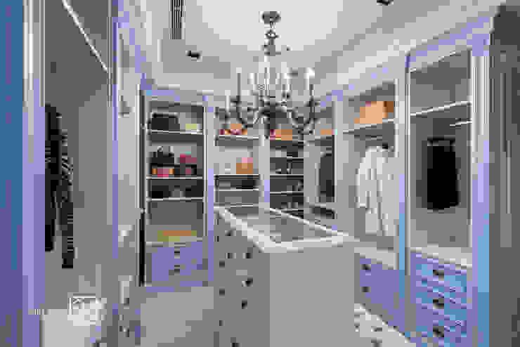 Klassieke kleedkamers van 禾廊室內設計 Klassiek