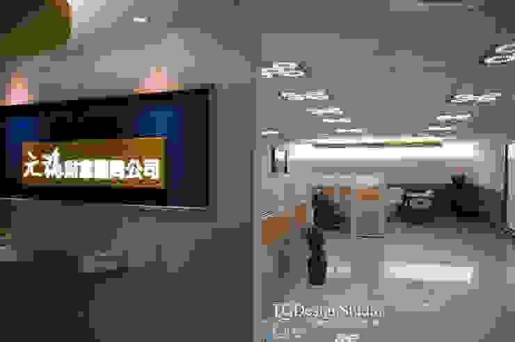 財富辦公室規劃 根據 TGDesgin.Studio 現代風
