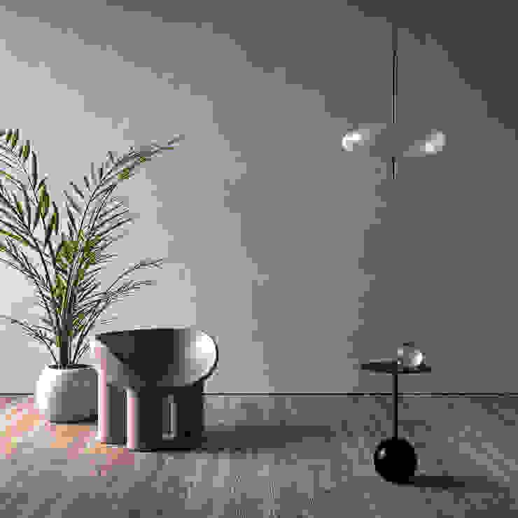 Gilda Furlan Modern living room