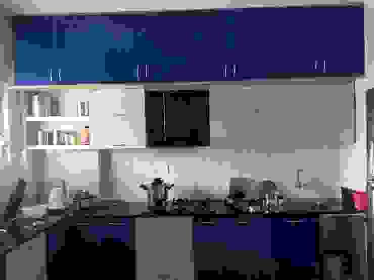 Interiors SUNRISE HOME STUDIO Asian style kitchen