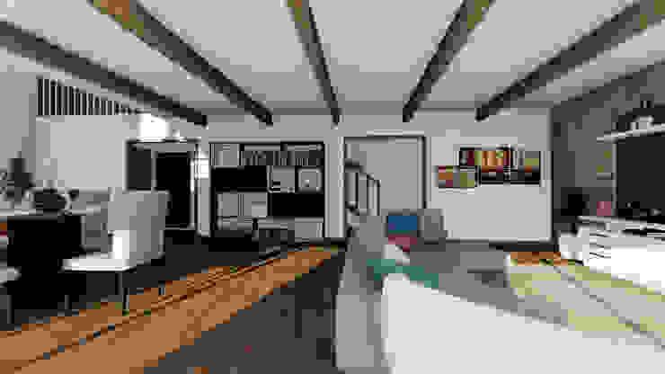 Discovercasa   Casas de Madeira & Modulares Maisons préfabriquées Bois massif Marron