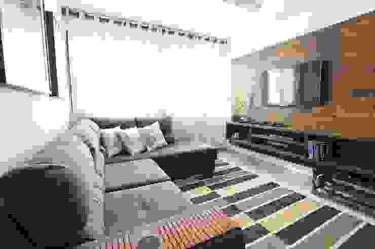 Salas de estar modernas por Modulart Moderno