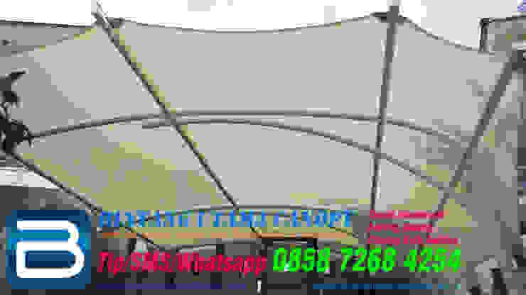 Tenda Membrane Oleh Karya Muda Mandiri Modern Besi/Baja
