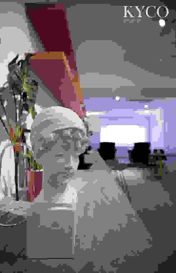 UNSP Salon 根據 芮晟設計事務所 工業風 強化水泥