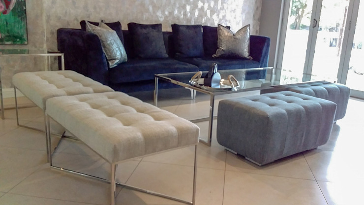Living Room Furniture : modern  by CKW Lifestyle Associates PTY Ltd, Modern Textile Amber/Gold