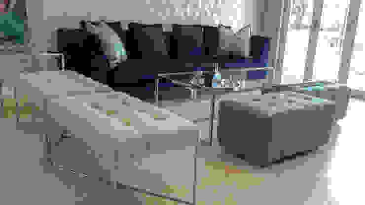 de CKW Lifestyle Associates PTY Ltd Moderno Textil Ámbar/Dorado