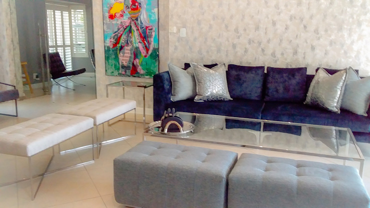 Living Room Furniture : modern  by CKW Lifestyle Associates PTY Ltd, Modern Metal