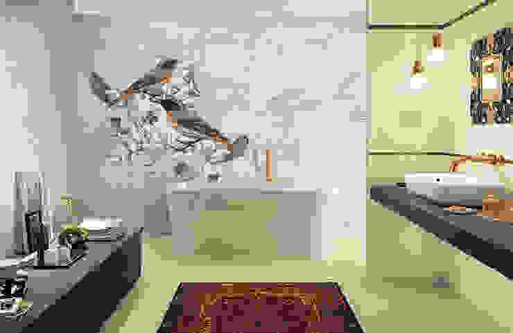 PIXIE progetti e prodotti 牆壁與地板壁紙