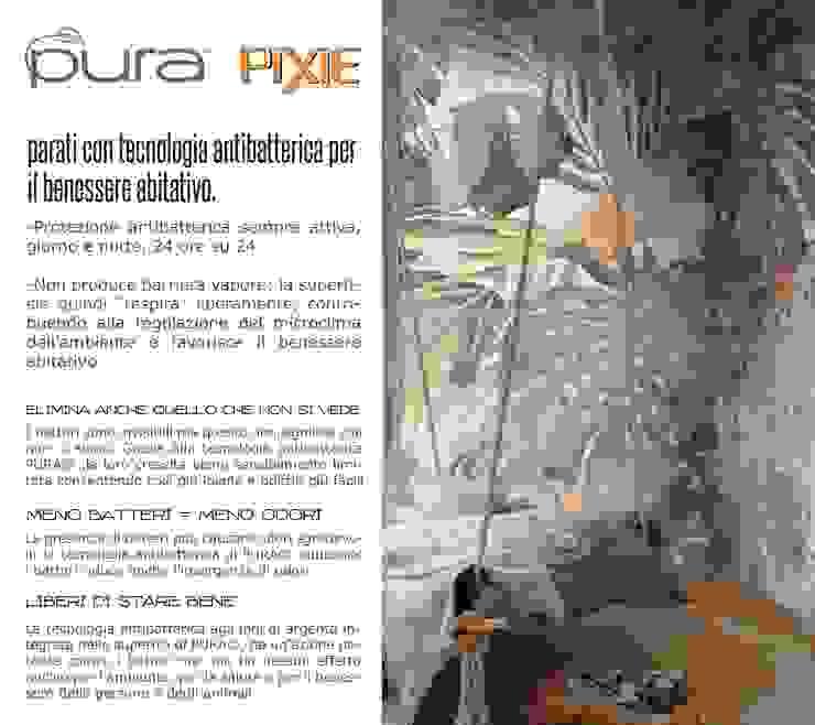 PIXIE progetti e prodotti Walls & flooringWallpaper