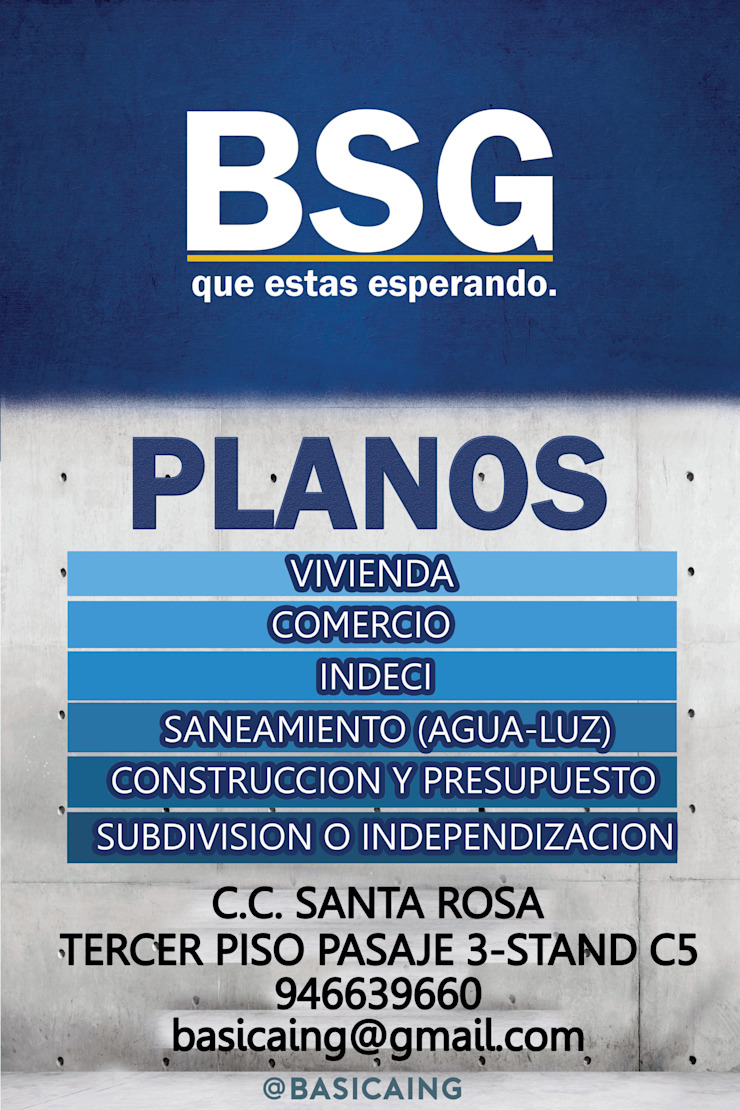von BSG Ingeniería Arquitectura y Construcción
