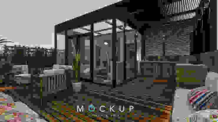 by Mockup studio Modern