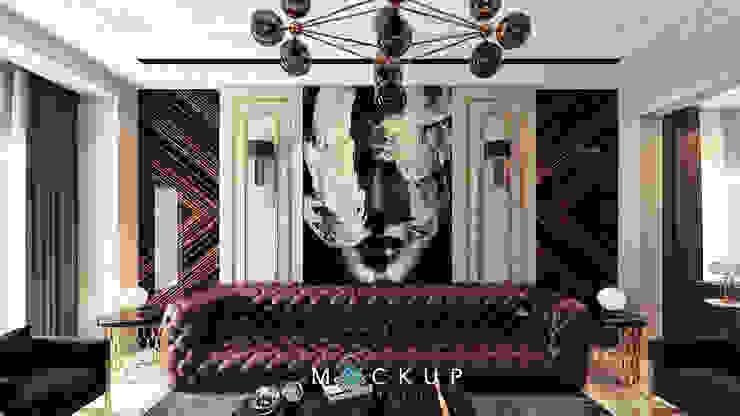 التجمع الاول – القاهرة الجديدة من Mockup studio حداثي