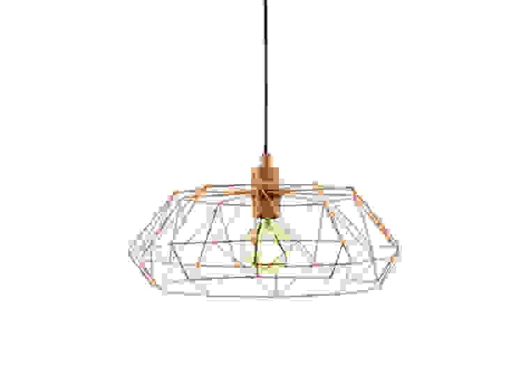 Vintage style lighting fixture: minimalist  by Elettrico Lighting LLC, Minimalist Copper/Bronze/Brass