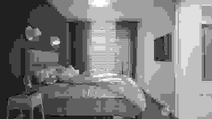 Modern style bedroom by hexaform Modern