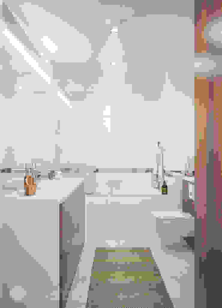 Modern bathroom by hexaform Modern