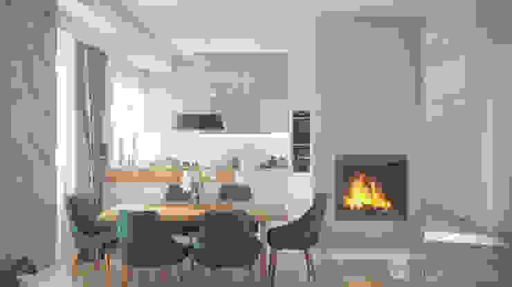 hexaform Modern dining room