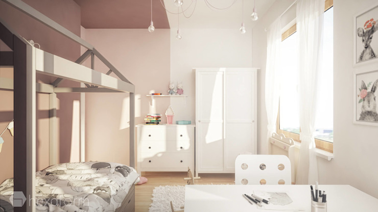 hexaform Modern nursery/kids room