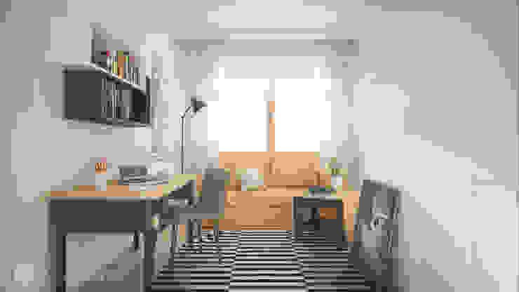 hexaform Modern study/office