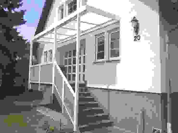 Montage & Design Gunter Uhlig Patios & Decks Aluminium/Zinc White