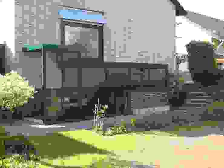 Montage & Design Gunter Uhlig Patios & Decks Aluminium/Zinc Green
