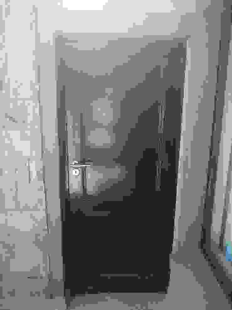 SINGLE DOOR - BEFORE by ALUWOOD WINDOWS AND DOORS