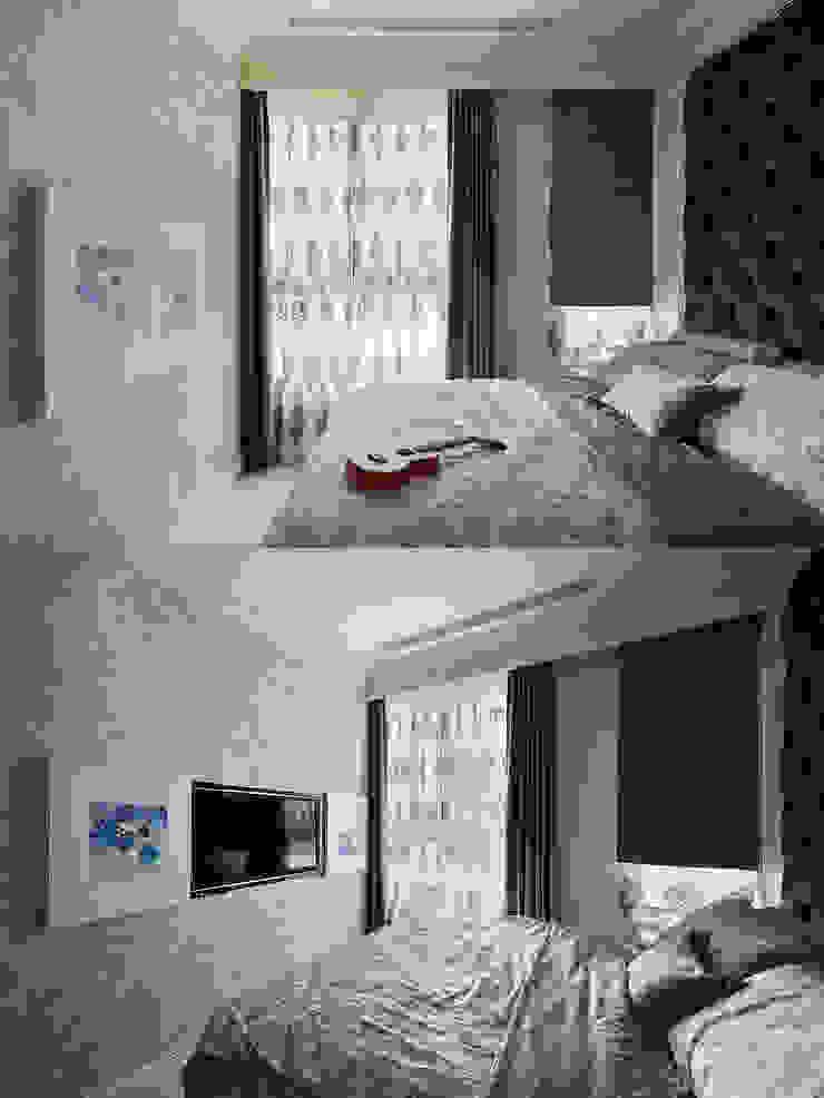 Q:風水、電視、臥室? 根據 趙玲室內設計 古典風