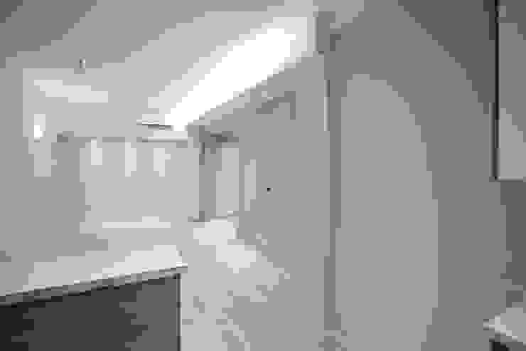 Appartamento Milano via Rembrandt – 78 mq Soggiorno moderno di Ristrutturazione Case Moderno