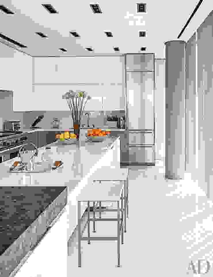 kitchen Modern Kitchen by Ece Guven - homify Modern