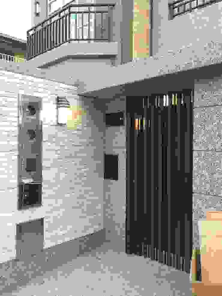 入口大門 根據 艾莉森 空間設計 田園風