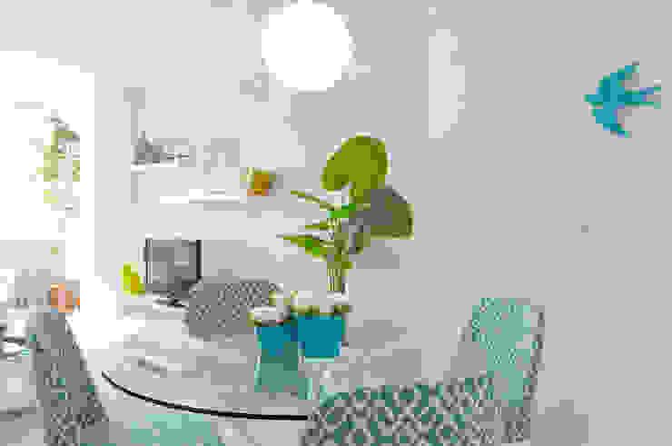 Sala de Jantar Salas de jantar modernas por EMME Atelier de Interiores Moderno