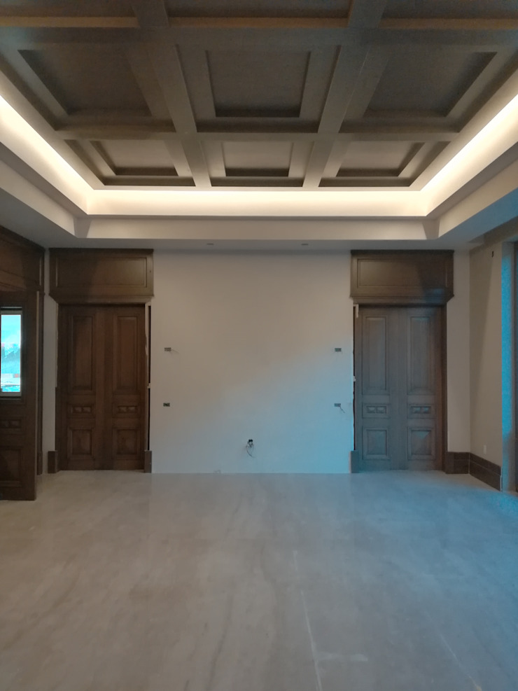 RMC Arquitectura Colonial style dining room