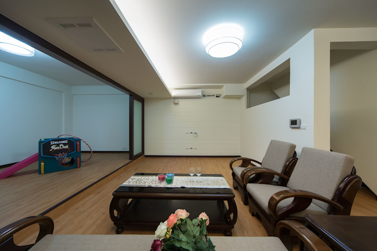三代同堂現代風好宅 大坪數再升級 根據 好室佳室內設計