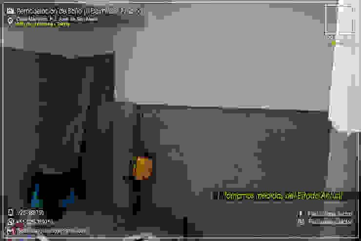 Estado actual del Ambiente a Remodelar de F9.studio Arquitectos