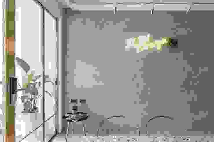 室內設計/商業空間設計規畫 根據 倢居室內設計 現代風 金屬