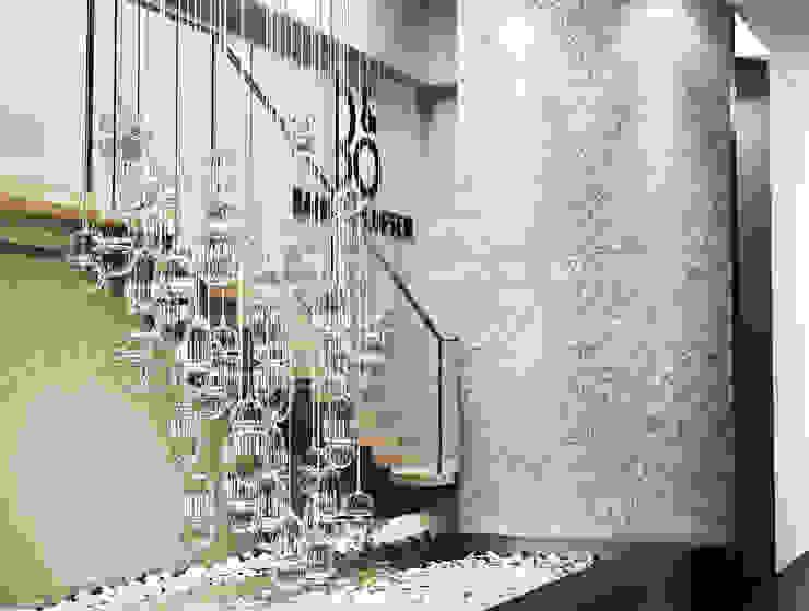 Loft Design System Deutschland - Wandpaneele aus Bayern Modern style balcony, porch & terrace Concrete