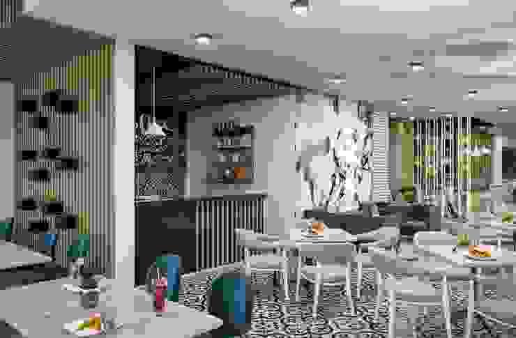 Gastronomie moderne par VERO CONCEPT MİMARLIK Moderne