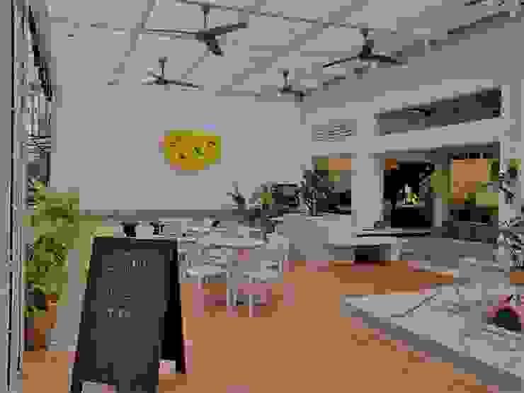 Quán cafe Curee bởi Phương Đàm Tối giản