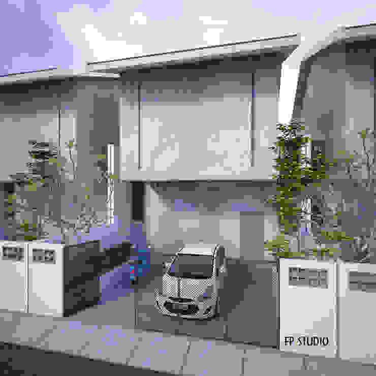 Rumah Pribadi:modern  oleh FP STUDIO, Modern
