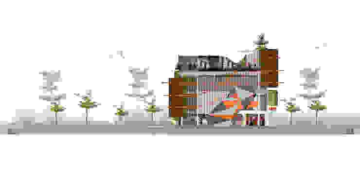 Colaborative Space Oleh FP STUDIO