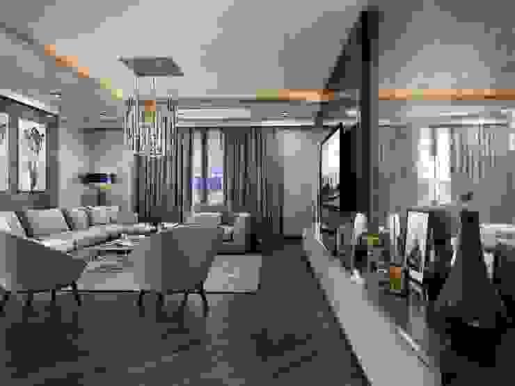 Mobilya seçimi Modern Oturma Odası ANTE MİMARLIK Modern