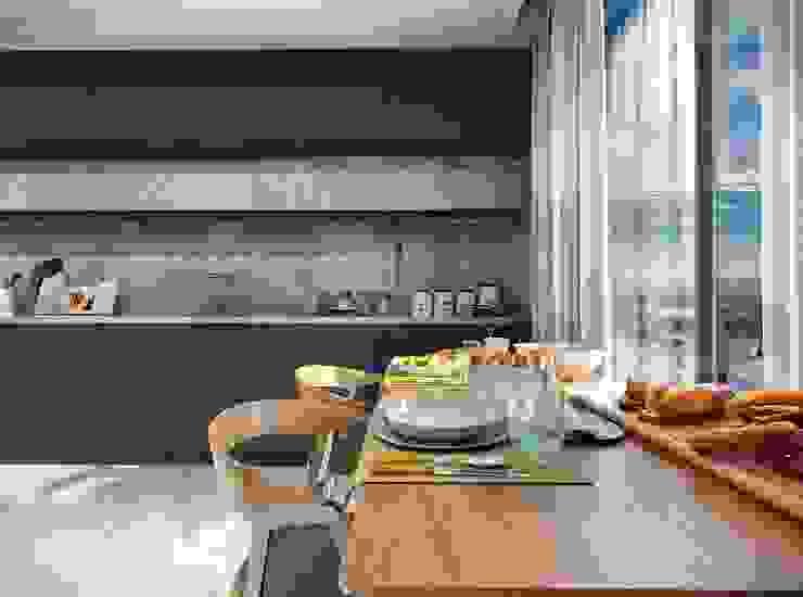 Mutfak tasarım ANTE MİMARLIK Modern
