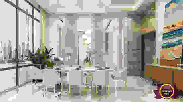 Incorporating Modern Interior Design: modern  by Luxury Antonovich Design, Modern