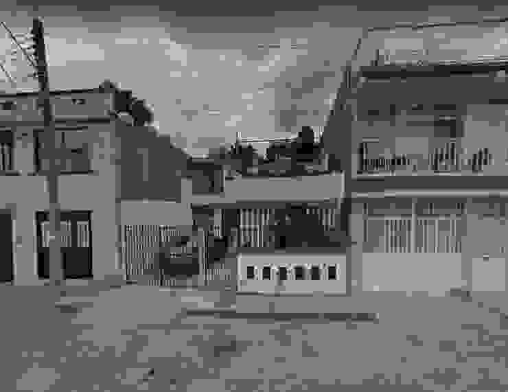 Estado original de la vivienda. de Creer y Crear. Arquitectura/Diseño/Construcción