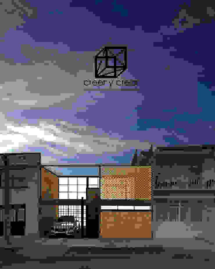 Propuesta de cambio de imagen. de Creer y Crear. Arquitectura/Diseño/Construcción